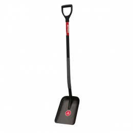 SAND SHOVEL, METAL SHAFT