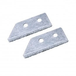 JOINT SCRUBBER BLADES