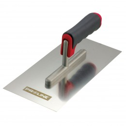 SMOOTH STAINLESS PLASTERING TROWEL