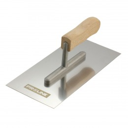 SMOOTH STAINLESS PLASTERING TROWELS