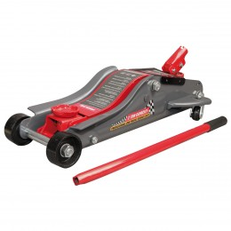 LOW PROFILE HYDRAULIC FLOOR JACK