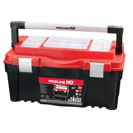 TOOL BOX WITH ALUMINIUM FRAME