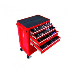 TOOL CABERNET, 5 DRAWERS WITH 193 pcs