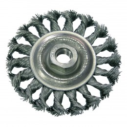 TWIST KNOT WIRE WHEEL BRUSHES