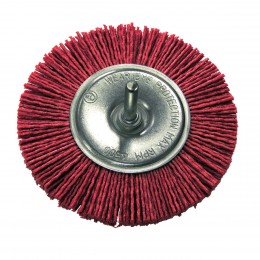 ABRASIVE WHEEL BRUSHES