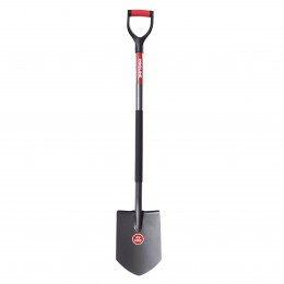 SHARP SPADE, METAL SHAFT