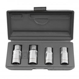 4 PCS STUD EXTRACTOR SET