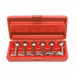 OPEN END RING SPANNER SET