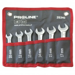 STUBBY COMBINATION SPANNER SET