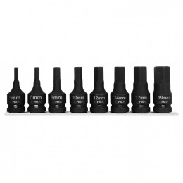 impact HEX socket sets 1/2""